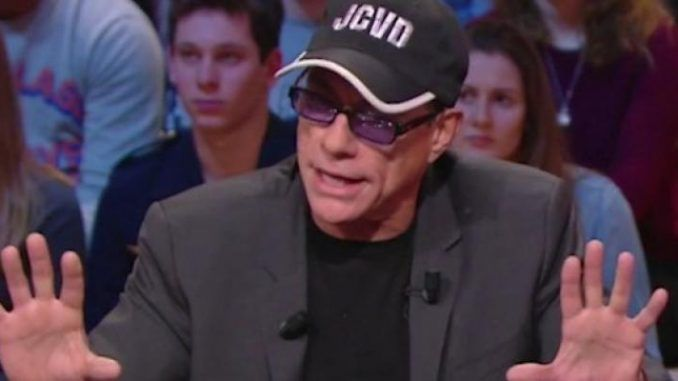 Jean-Claude Van Damme goes off script on French television and exposes the Rothschilds and Rockefellers