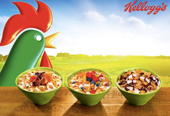 Kellogg's And Mars Announce They Will Label GMOs