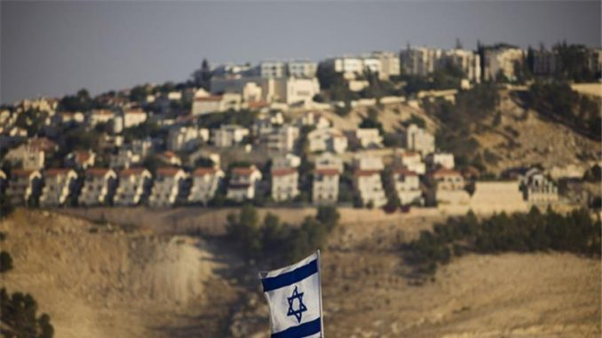 EU Slams Israel's Latest Land Grab In West Bank