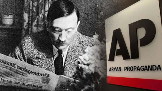 Associated Press (AP) supported the Hitler Nazi regime, new report suggests
