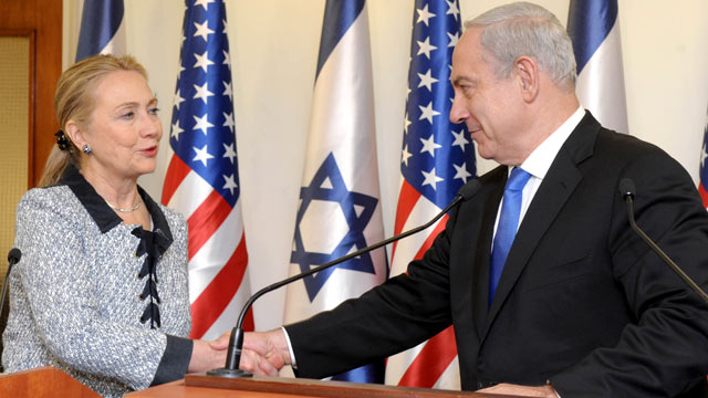 Wikileaks reveal Clinton liaised with Israel to overthrow Assad