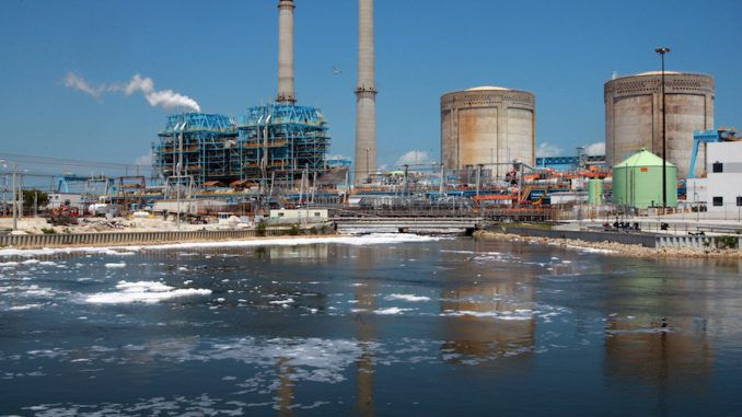 Radiation leak detected at nuclear power plant in Florida