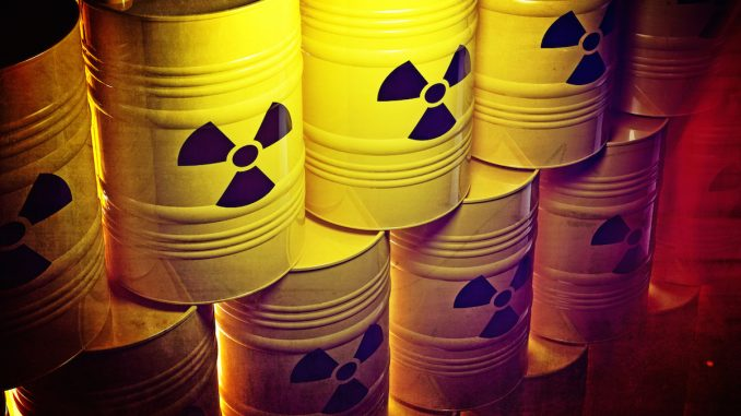 Britain to dump 700 kilos of its nuclear waste in United States