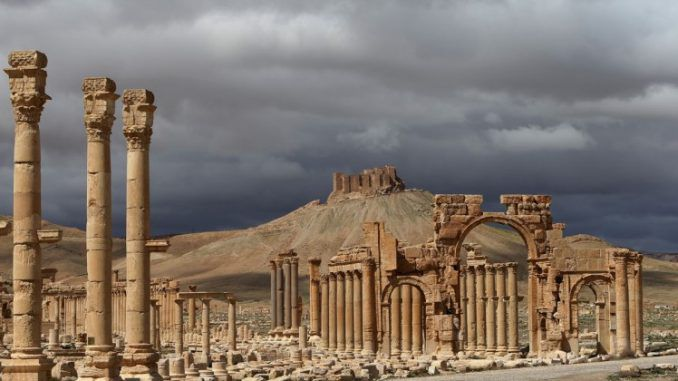 Syrian Army Close To Seizing Full Control Of Ancient City Of Palmyra