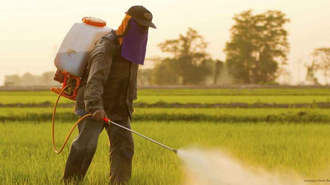 Pesticides linked to mental disorders that can persist for three generations