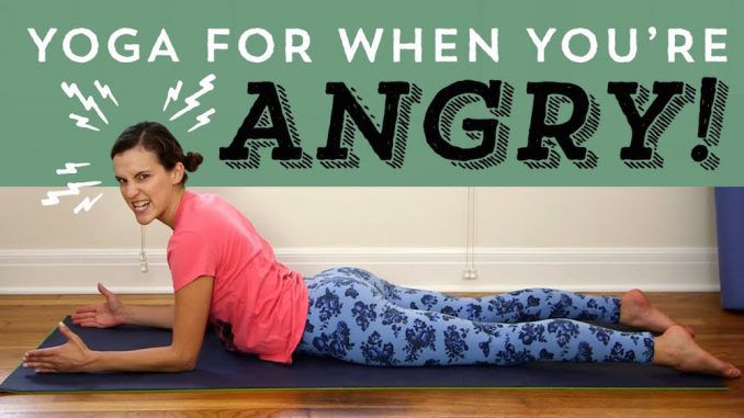 Rage yoga launches in Canada