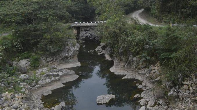 The Atoyac River In Mexico Vanishes Overnight