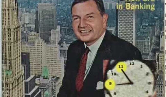 Rockefeller boasts about 9/11 attacks in 1967