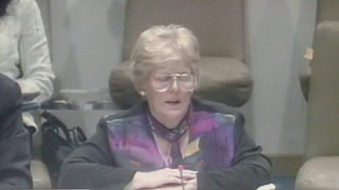 The following video is an excellent speech by Rosalind Peterson, President of the Agriculture Defence Coalition, who addresses a 2007 UN conference on the dangers of weather modification.