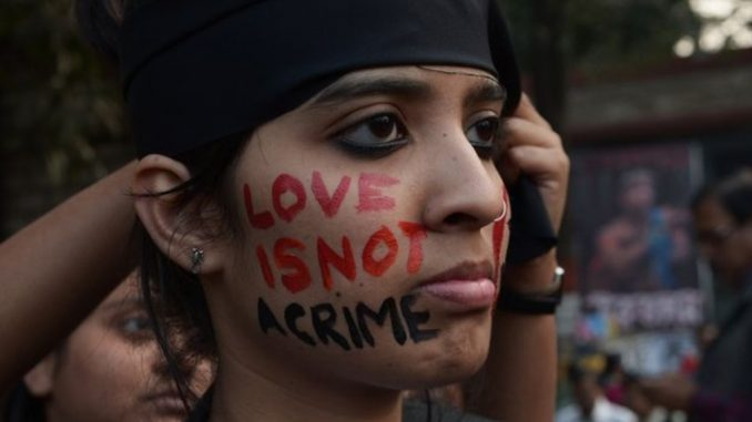 Saudi Arabia issue death penalty for homosexual's who 'come out'