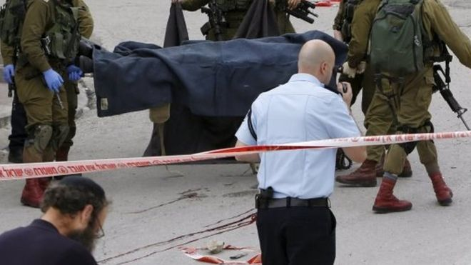 Israeli Soldier Filmed Shooting Wounded 'Palestinian Attacker'