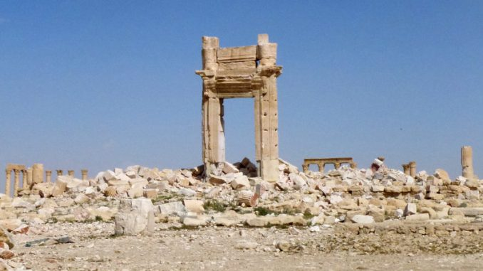Ancient Temple Destroyed By ISIS May Be Salvageable