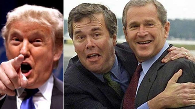 Trump goes to war on the Bush-Rubio cocaine smuggling empire