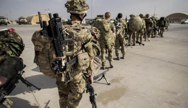 Britain Deploys Troops To Tunisia To Stop ISIS Crossing Libyan Border