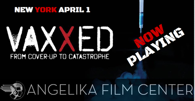 Vaxxed Documentary To Be Released In New York Next Month