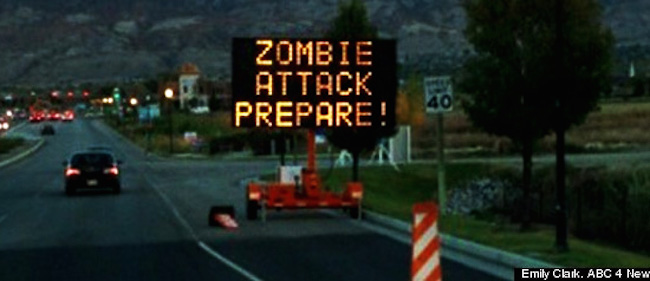 US government declassify its zombie apocalypse program
