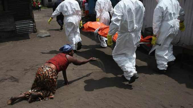 WHO says new case of Ebola confirmed in Liberia
