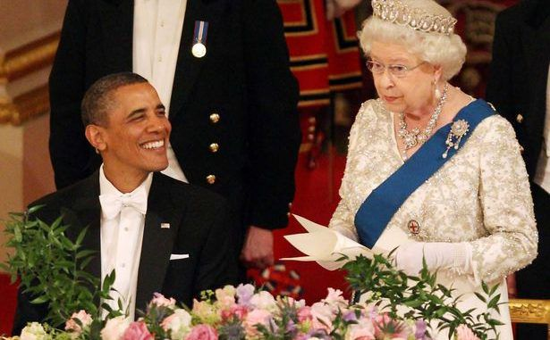 Drones Banned Over London & Windsor For Obama's Visit To See Queen