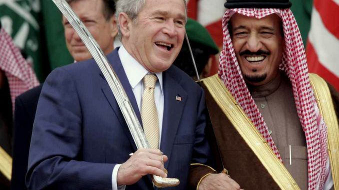 Saudi Arabia's Role in 9/11 'Deliberately' Covered Up At Highest Levels
