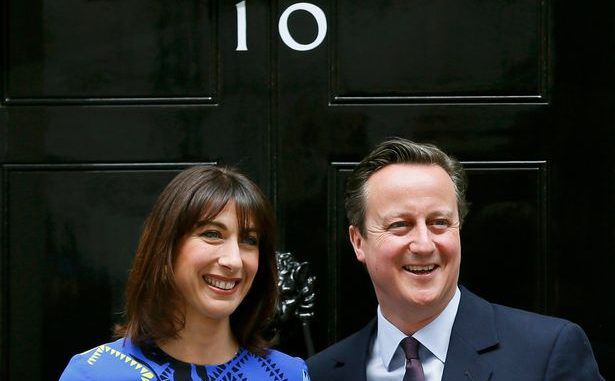 Mrs Cameron's £53K- A-Year 'Fashion Adviser' Funded By Taxpayer