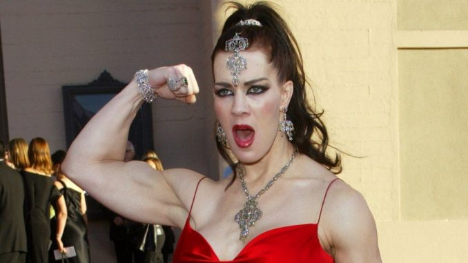 WWE wrestler Chyna has been found dead in her home in Southern California