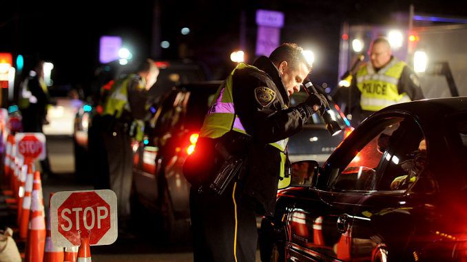 Brave grandmother refuses unconstitutional DUI checkpoint