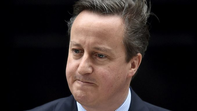Fury Over Cameron's Tax Affairs -More Than 100K Call For Snap Election