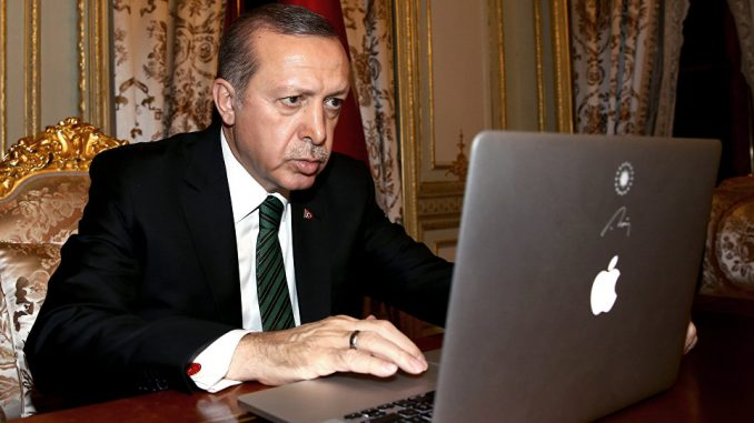 Turkish President promises to sue anybody who insults him