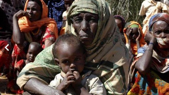 Ethiopia warn the world they are about to suffer another famine