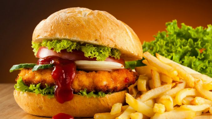 Fast Food Contains Alarming Amounts Of Hormone-Disrupting Chemicals