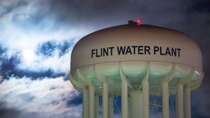 Flint employee found dead