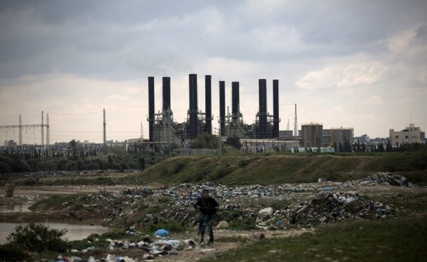 Power Plant In Gaza Forced To Closed Due To Fuel Shortage