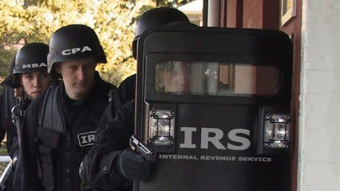 IRS agent admits that income tax is illegal