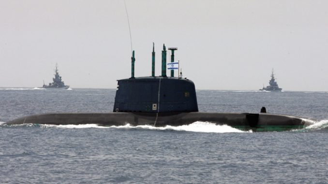 Israel acquires nuclear submarine for possible attack on Iran
