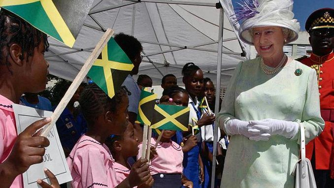 Jamaica Plans To Get Rid Of The Queen And Legalise Marijuana