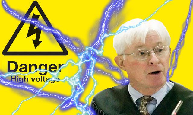Judge Who Ordered Electric Shock On Defendant Is Fined & Sentenced
