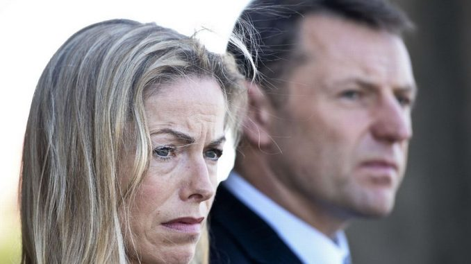 Kate and Jerry McCann may have faked Madeline McCann's dissappearance, Portuguese court rules