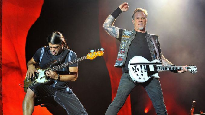 Metallica manager says YouTube is killing the music industry