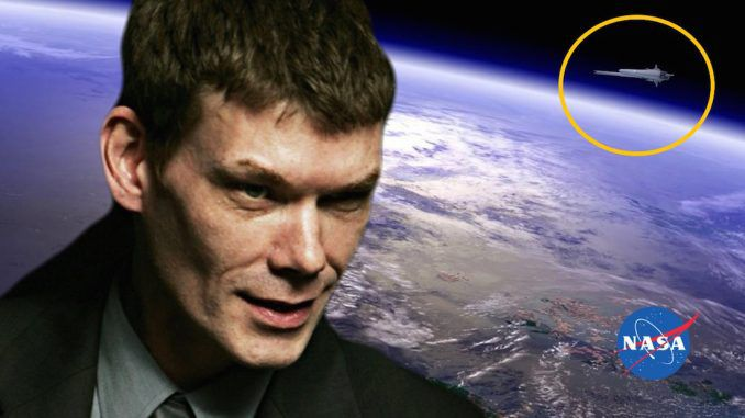 "High-profile hacker Gary McKinnon claims to have some interesting information about the US Navy's intergalactic operation - there is a top-secret fleet of ""eight to ten"" war ships in space, with around 25 ""Non-terrestrial officers"" on their books."