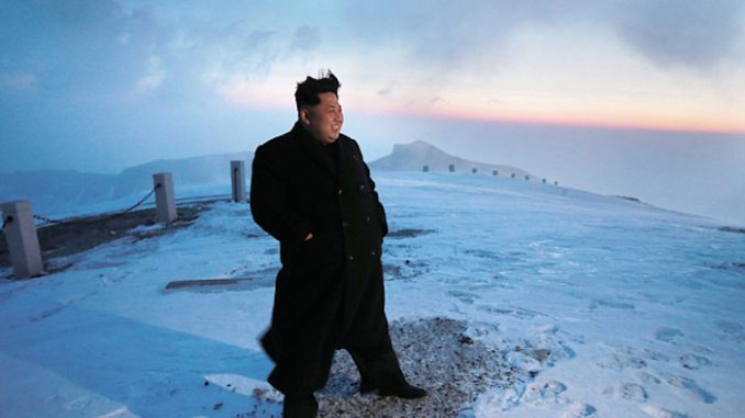 North Korea urge western scientists to help prevent super volcano eruption in the country
