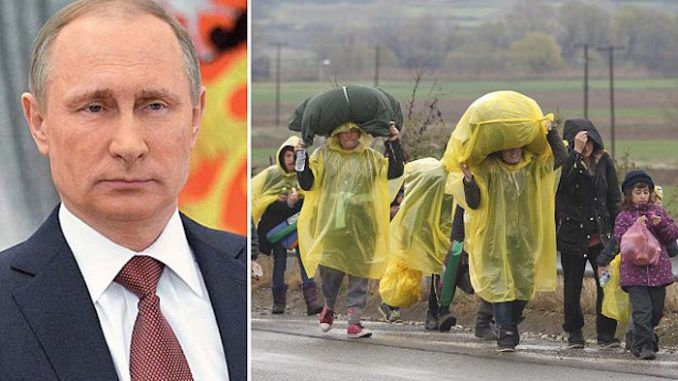 Putin says the illuminati plan to use Islam in order to spark World War 3