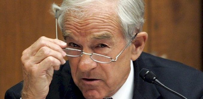 Ron Paul claims that all US elections are rigged, designed to pacify the American public