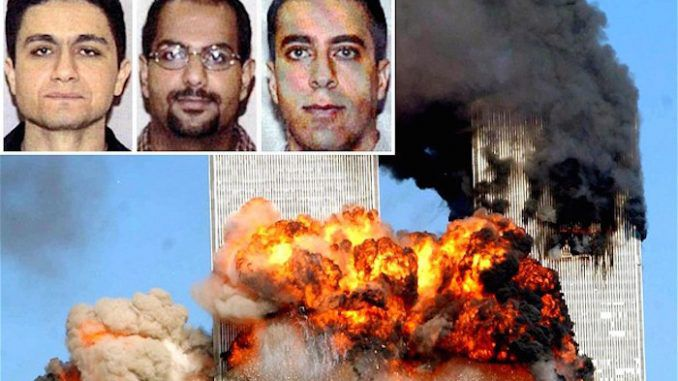 Fifteen of the 9/11 hijackers were actually CIA plants from Saudi Arabia