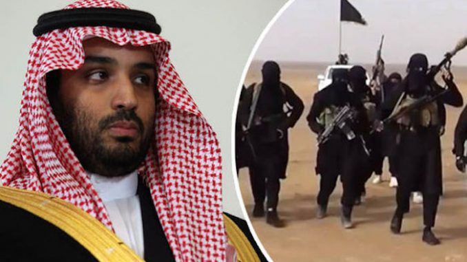 Saudi Arabia have admitted that they created ISIS in response to the U.S. support for the Da'wa - the Tehran-aligned Shia Islamist ruling party of Iraq - in a stunning admission that has gone virtually unreported in the mainstream press.