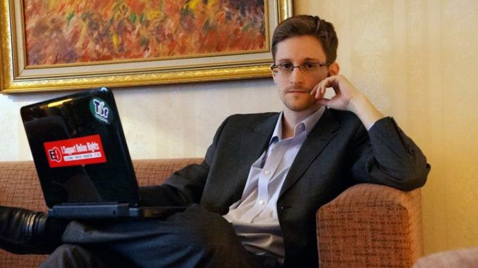 Snowden says surveillance is really about brainwashing the public, and not terrorism