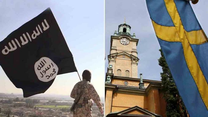 Sweden on high alert as ISIS attack looking likely to happen