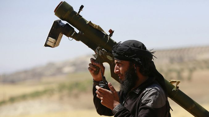 CIA To Arm Syrian Rebels With More Lethal Weapons If Ceasefire Fails