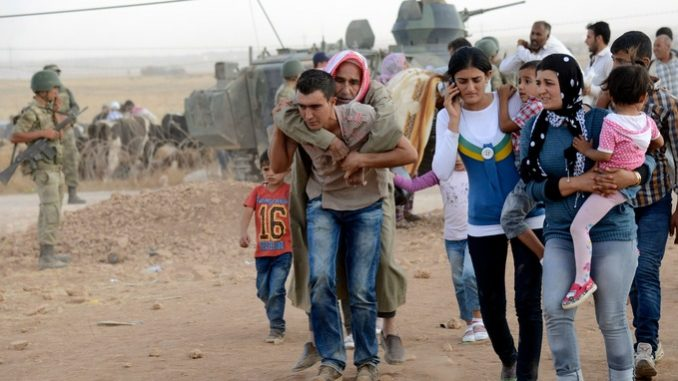 Turkish Security Forces Kill Syrian Refugees Trying To Cross Border