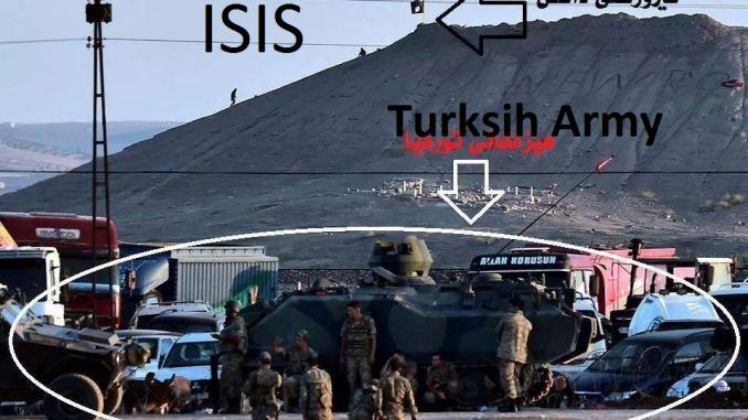 UN report suggests Turkey is ISIS' main weapons and arms supplier