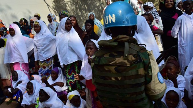 Shocking Report Of Sexual Abuse By UN Peacekeepers